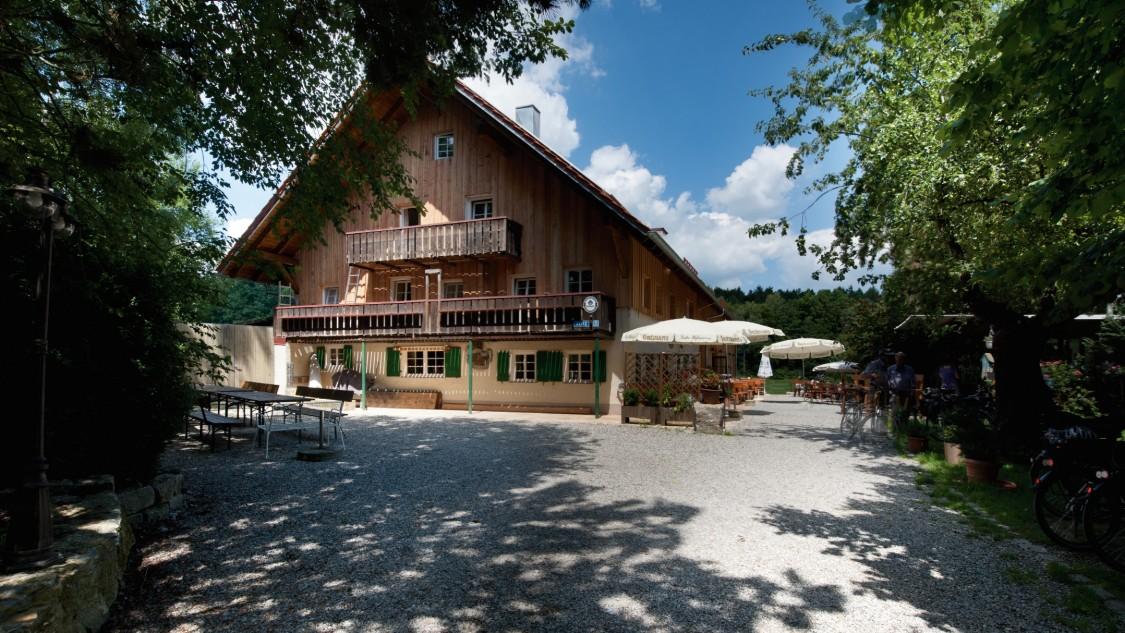 Готель Beim Füchsle