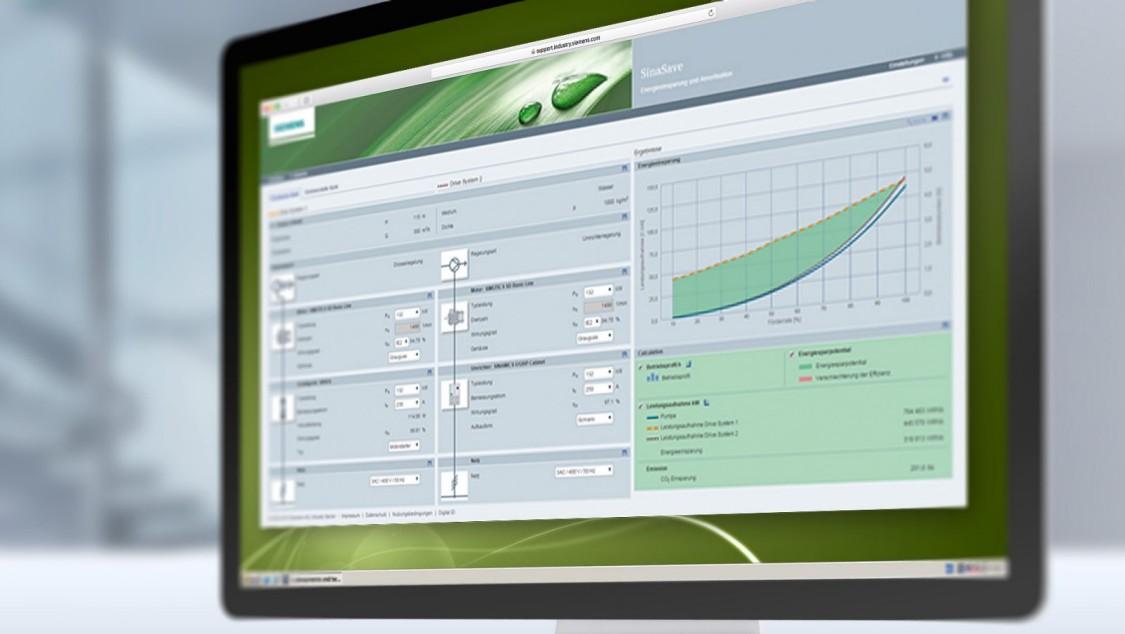 drives energy efficiency - sinasave