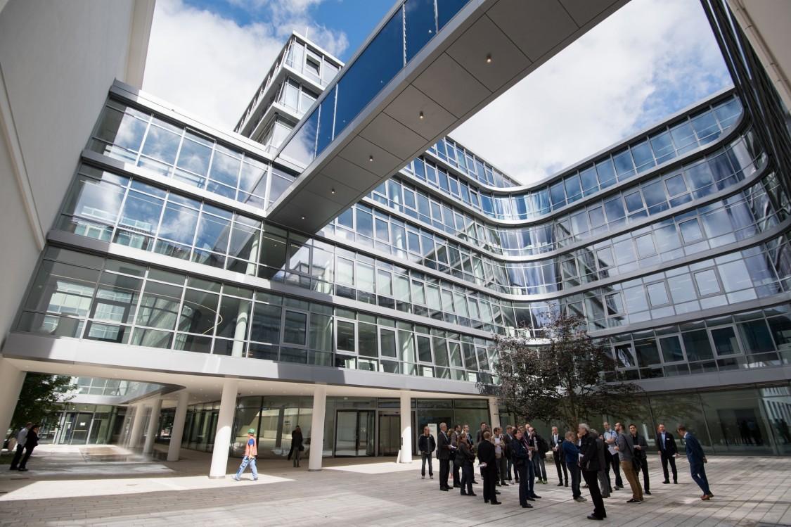 Siemens headquarter in Munich