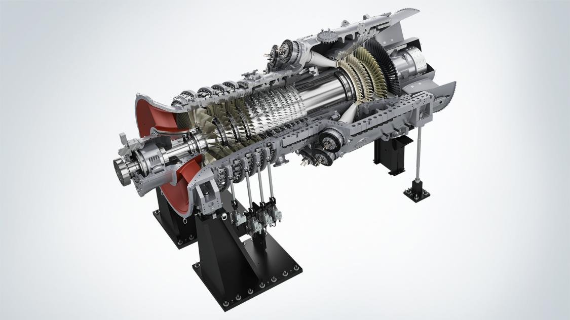 Конструкция ротора обеспечивает быстрый запуск