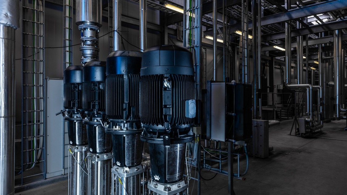 Drive technology digitalization with Grundfos and Danish Crown
