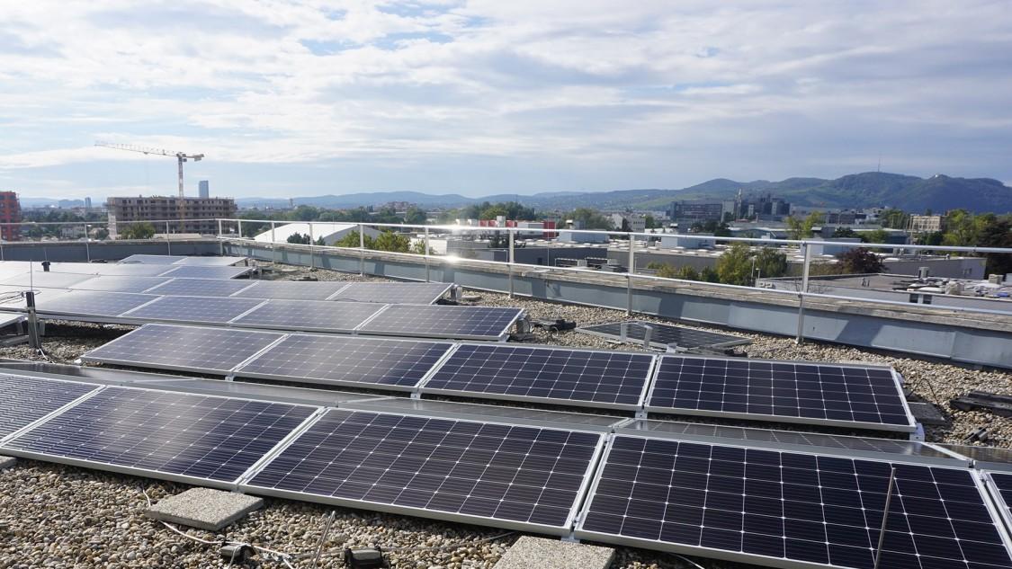 Optimierung des Energiehaushalts und Reduktion des CO2-Footprints