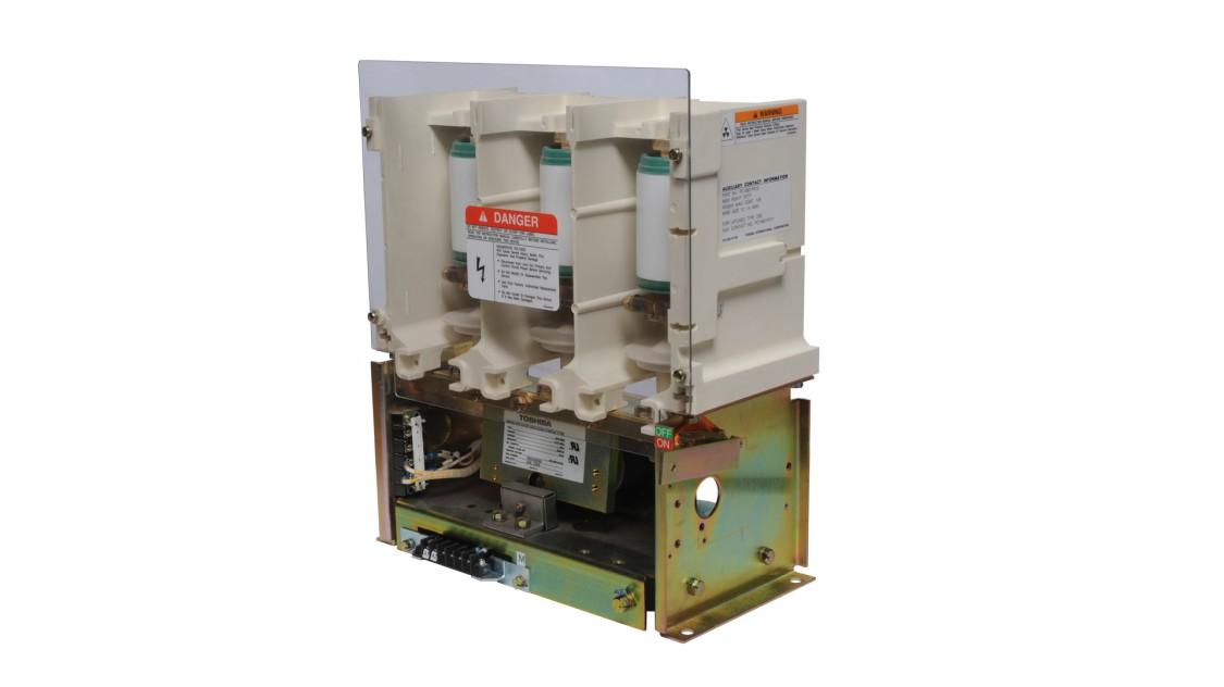 SIMOVAC non-arc-resistant and SIMOVAC-AR 720 A vacuum contactor