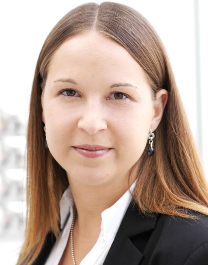 Portrait Stephanie Cekr