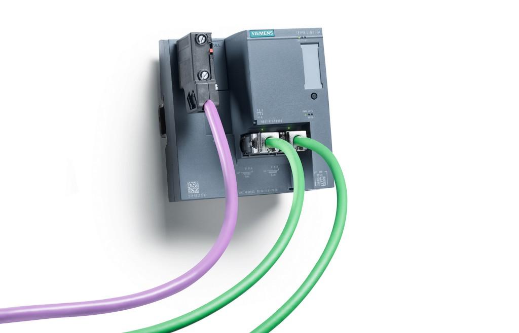 Optimierte Einbindung von Profibus – Neuer Netzübergang zur Realisierung hochverfügbarer Profinet-Infrastrukturen
