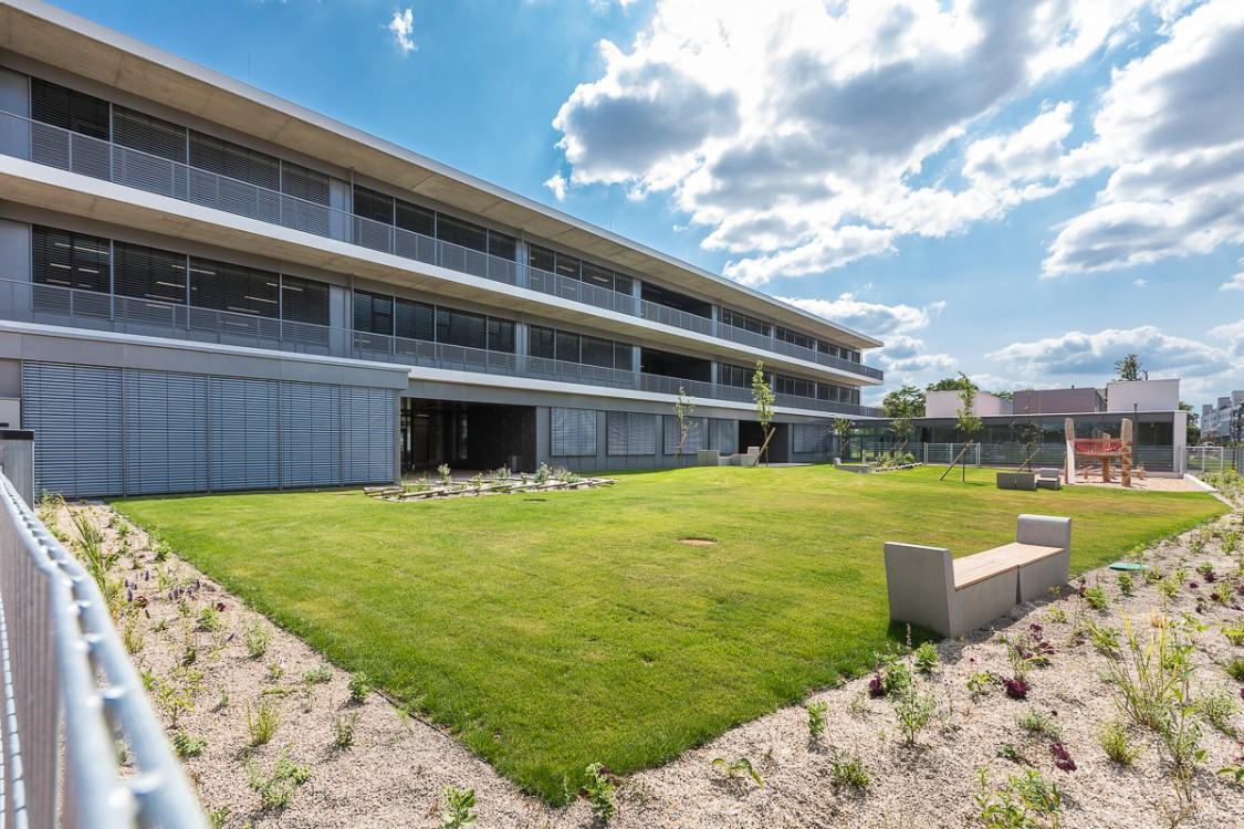 Wanda-Lanzer Schule in Wien Stammersdorf