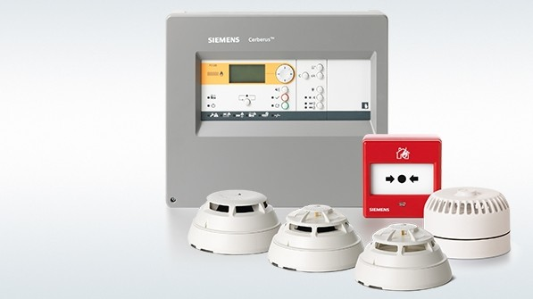 Cerberus FIT conventional - fire protection system