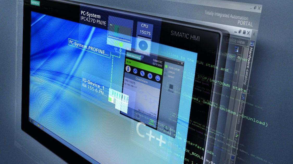 Softwarové řídicí systémy SIMATIC pro průmyslovou automatizaci