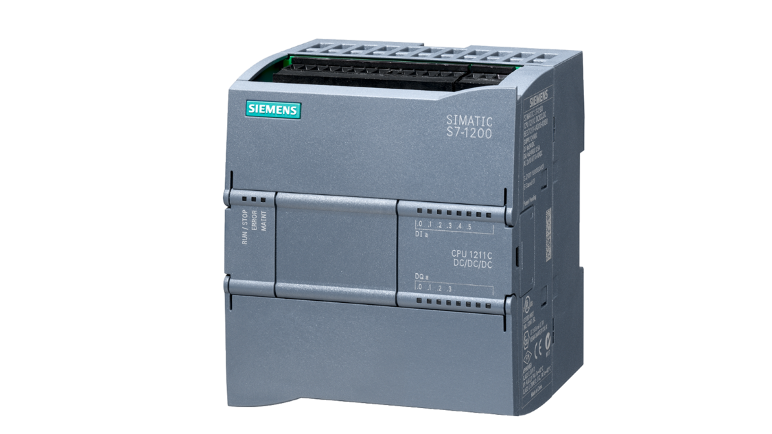 S7-1200 CPU 1211C DC/DC/DC