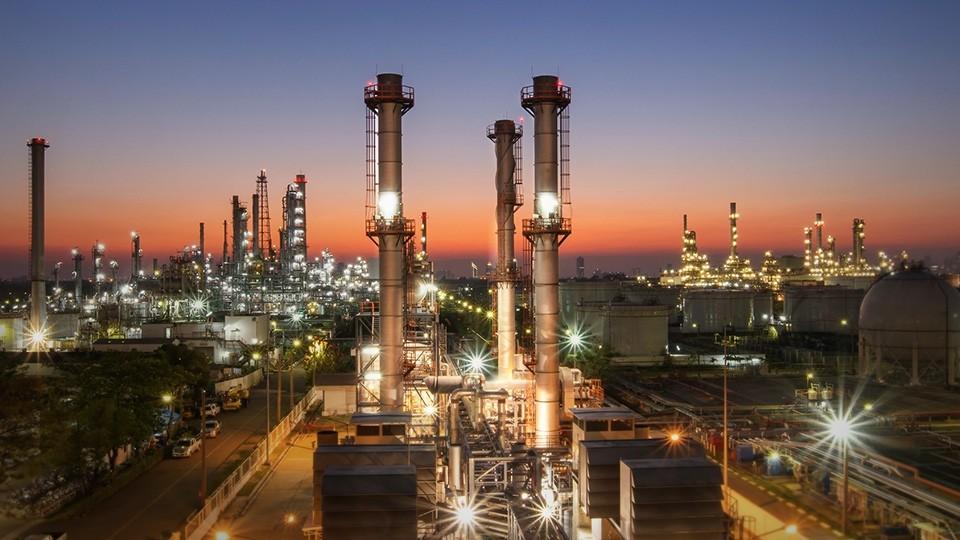 Комплексное энергоснабжение для химической промышленности