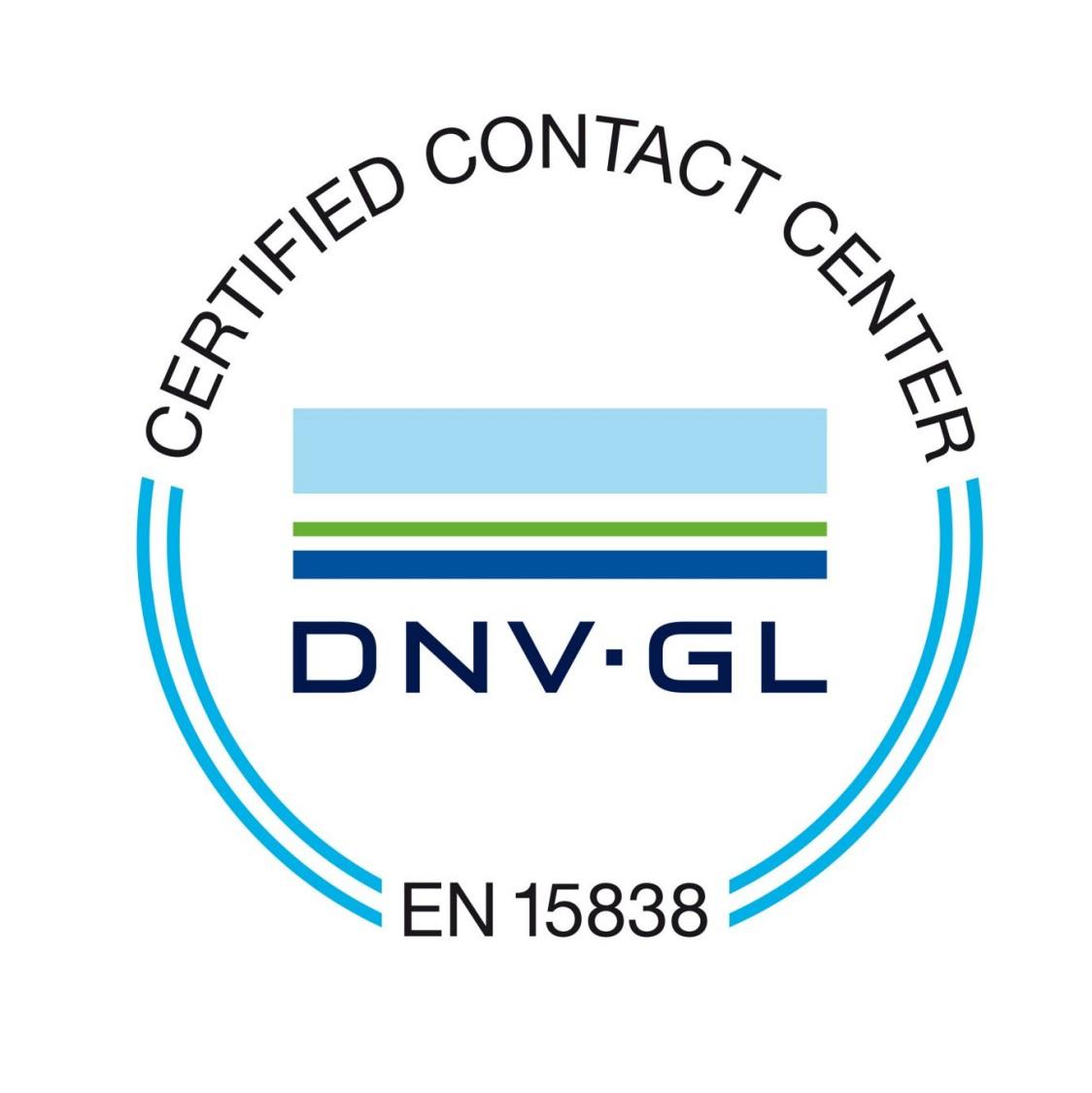 EN 15838 sertifikasyonu