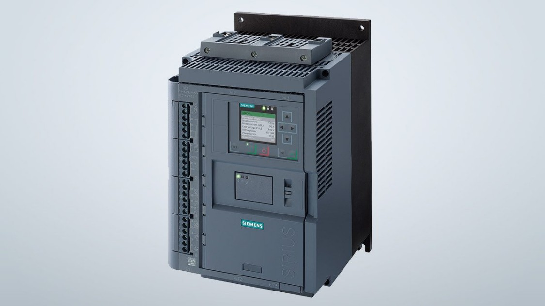 High Performance Sanftstarter