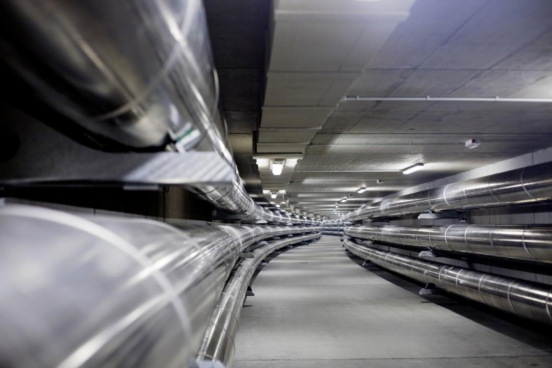 Линии электропередачи c газовой изоляцией