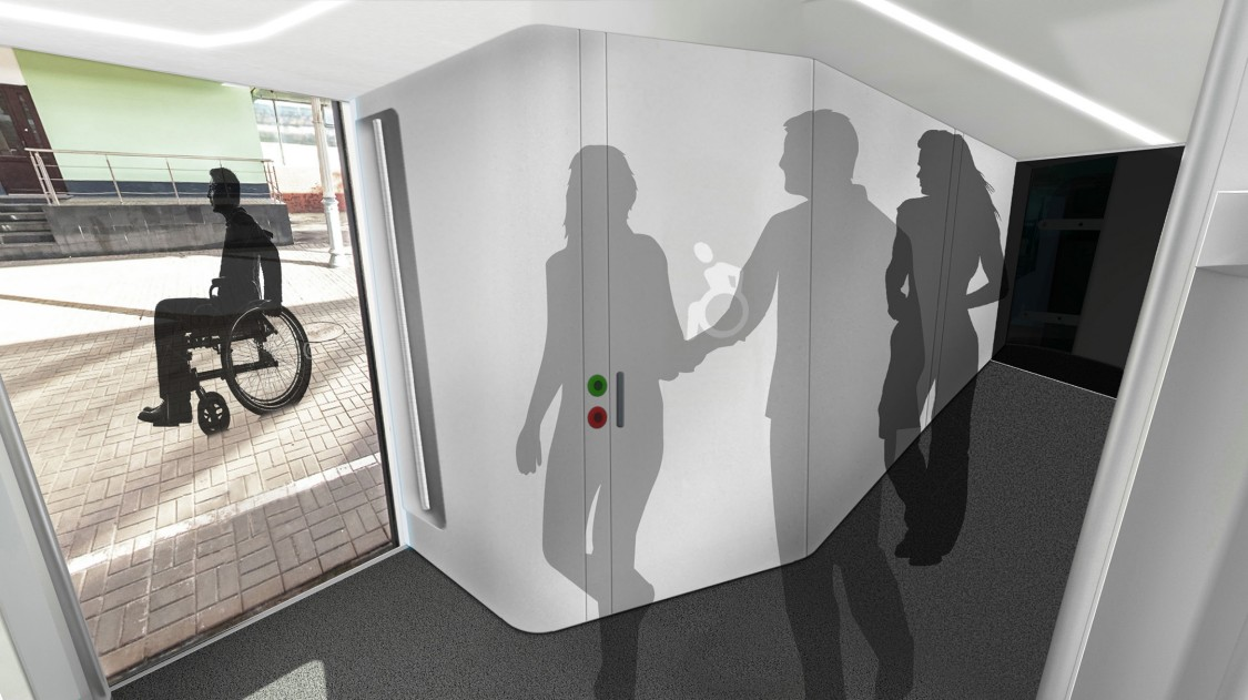 Viaggio Low Floor – for passengers with limited mobility