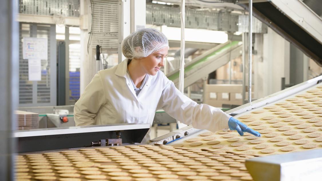 SENTRON Digitalisierungslösungen für Bäckerein