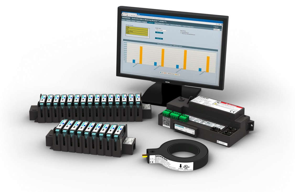 Multichannel current measuring systems