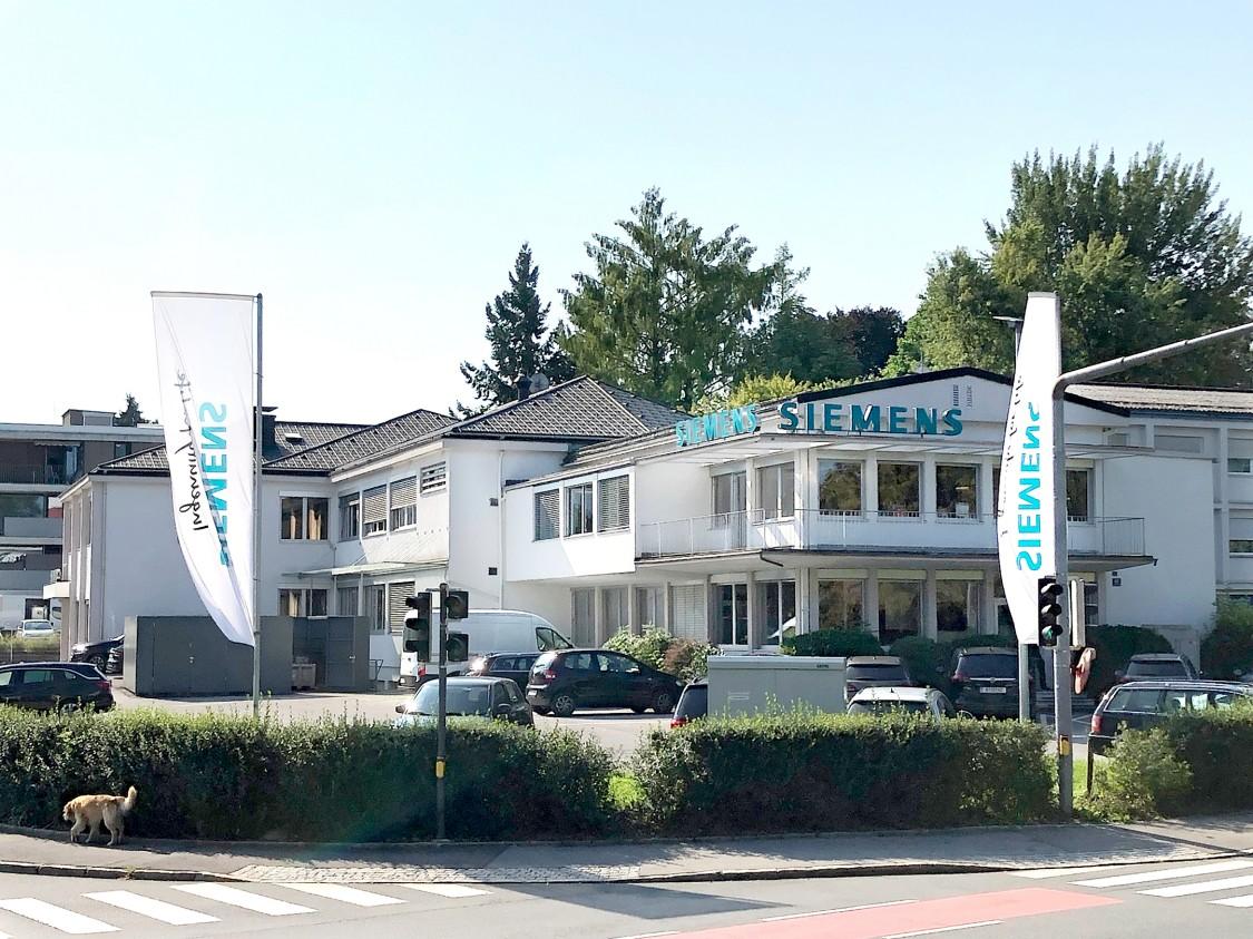Siemens Niederlassung Bregenz
