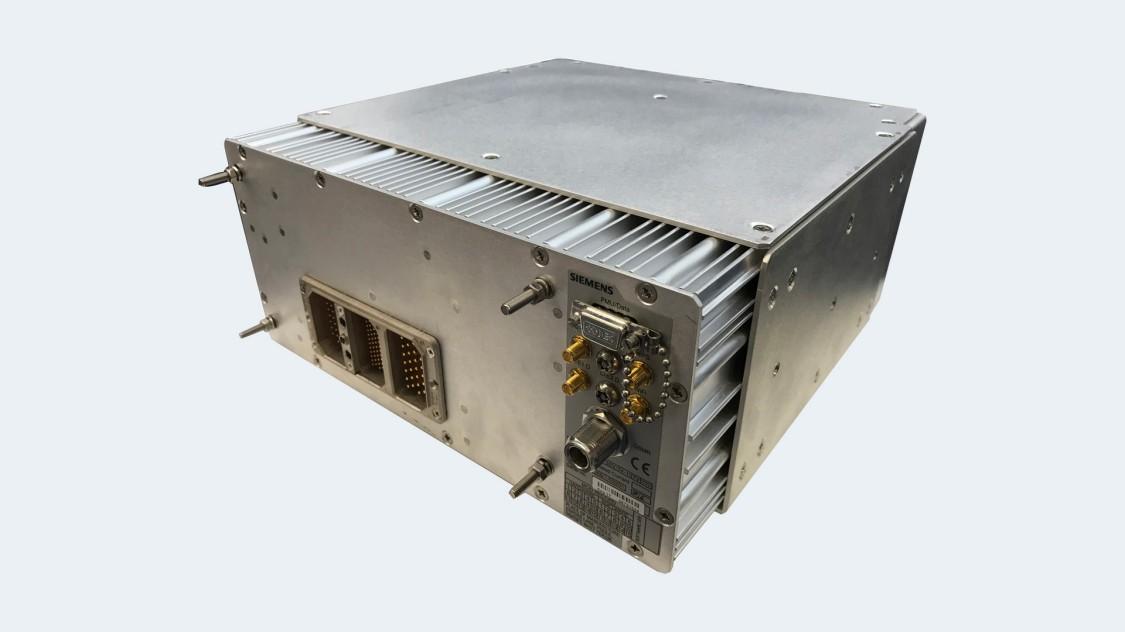 Kanbinensprechfunkgerät  (SVR-400/401)