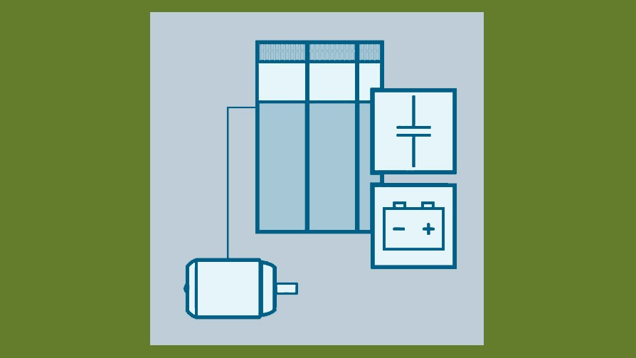 drives energy efficiency - eco mode