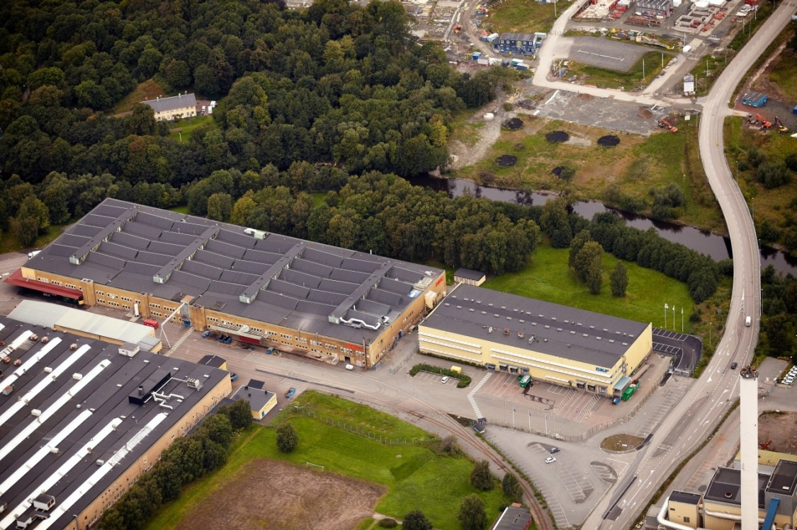 NKC Manufacturing in Sweden