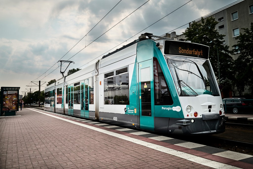 Siemens Mobility presents world's first autonomous tram