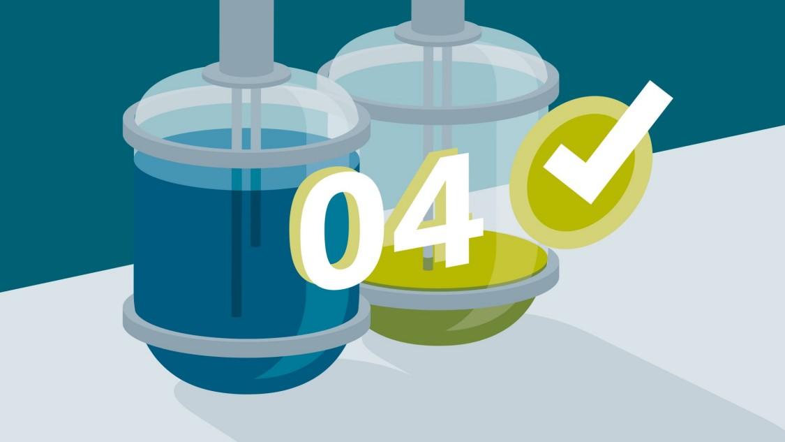 Digitale Lösungen für die Wirkstoffherstellung: Prozesssteuerung