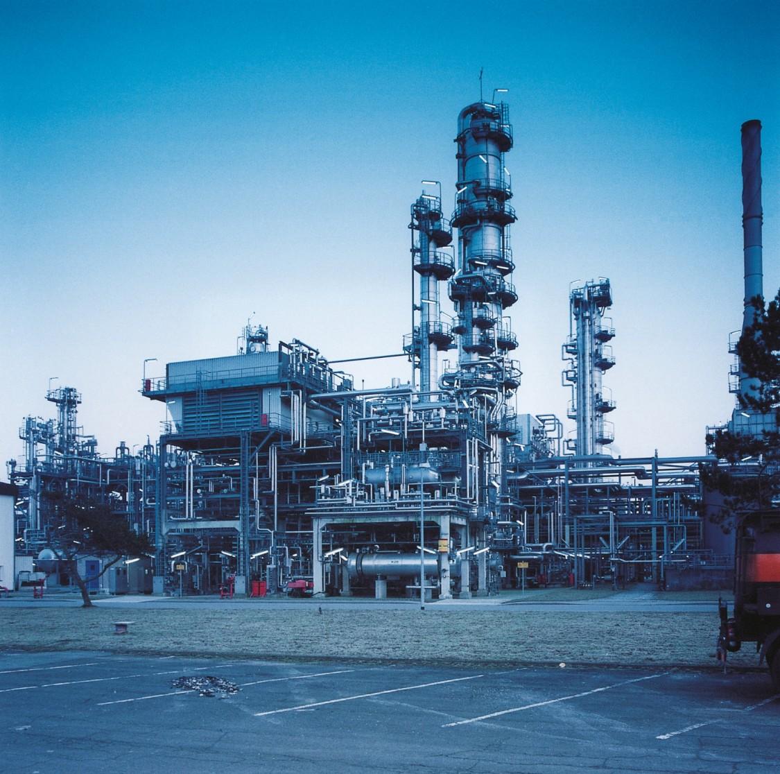 Решения для нефтегазовой отрасли