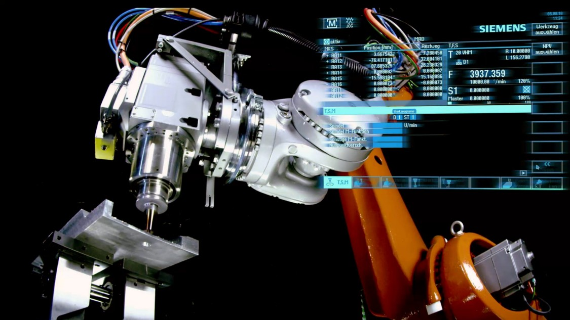 The Future of Manufacturing: A Common Language for Robots and Machine Tools
