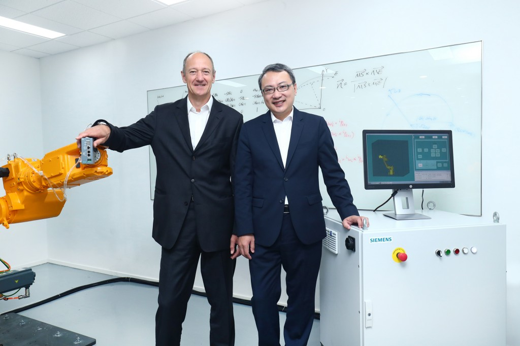 Siemens-Innovationen für ein digitales China