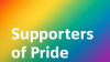 Supporters of Pride