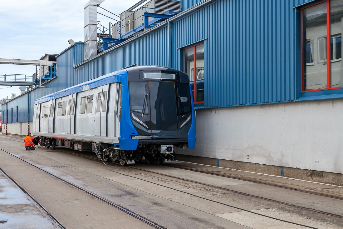 Rolling Stock Photo and train delivery