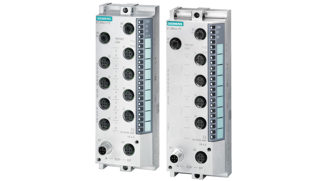 SIMATIC ET 200eco PN analog input (AI) and output (AO) modules