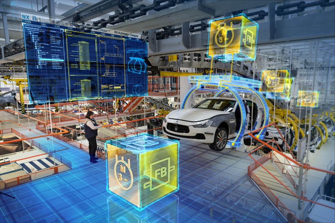 Auto im Automation Designer