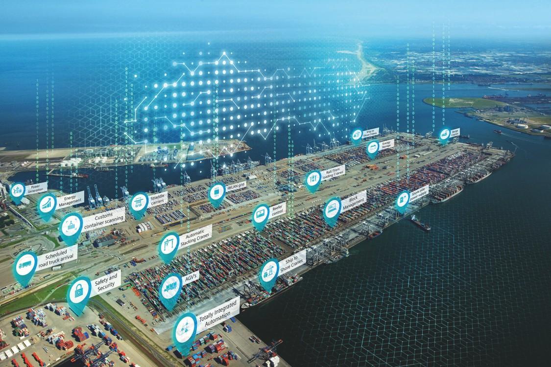 Eco port