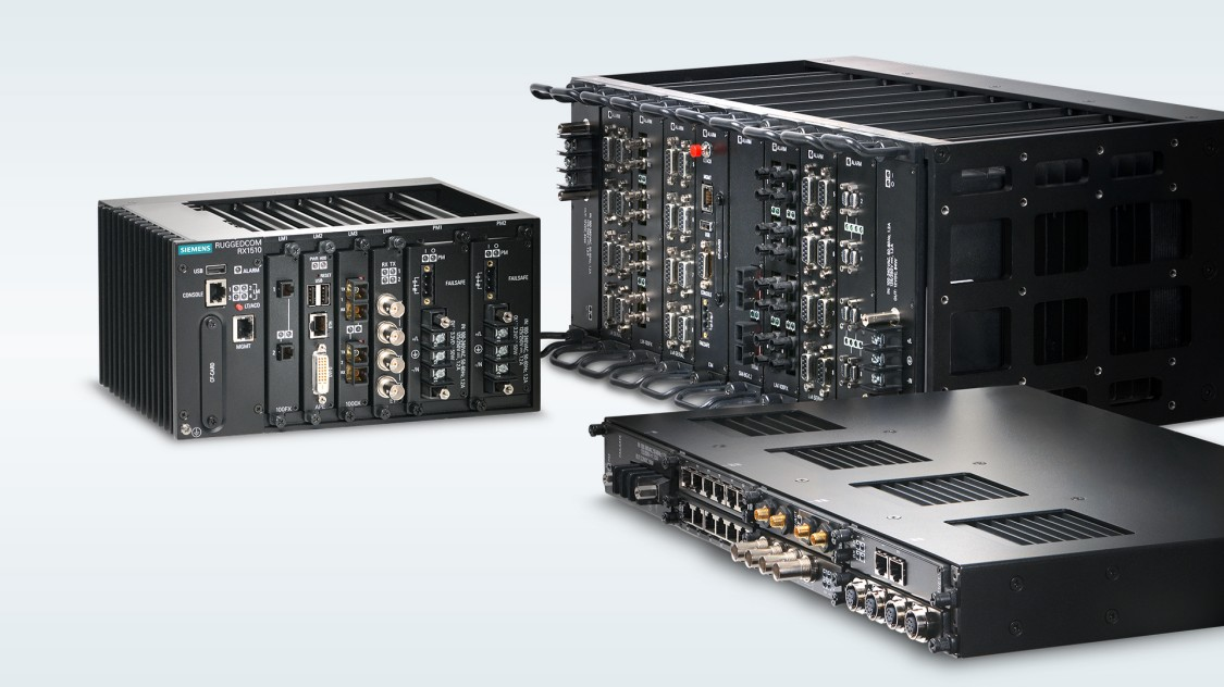Layer 3 Ethernet Switches & Routers