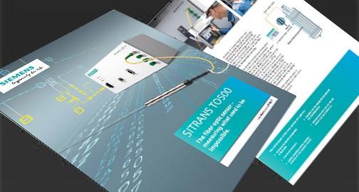 USA - SITRANS TO500 fiber optic temperature sensor