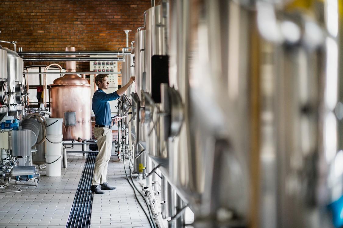 Пивоварні заводи