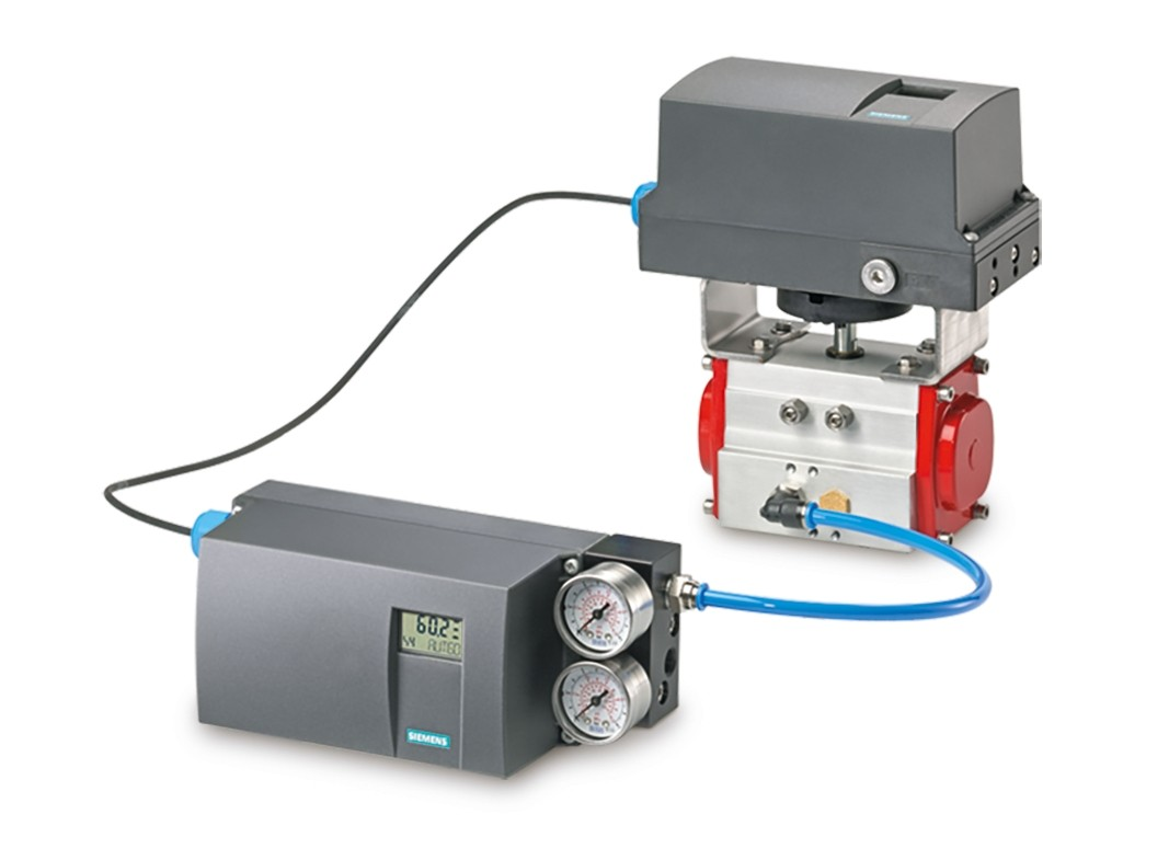 USA - SIPART PS2 Valve Positioner