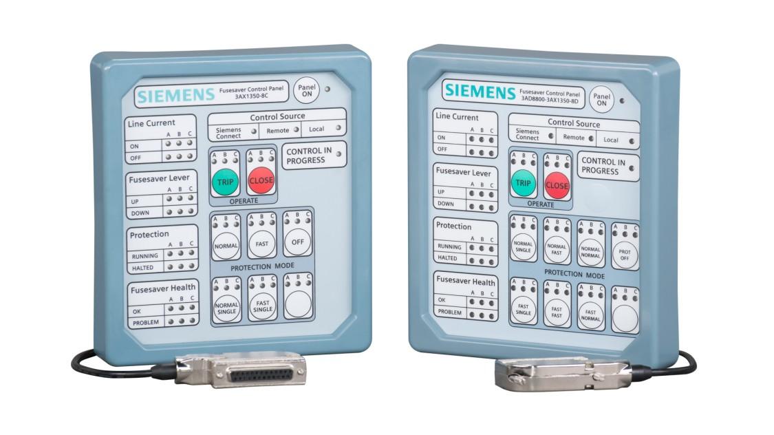 Operator control panels