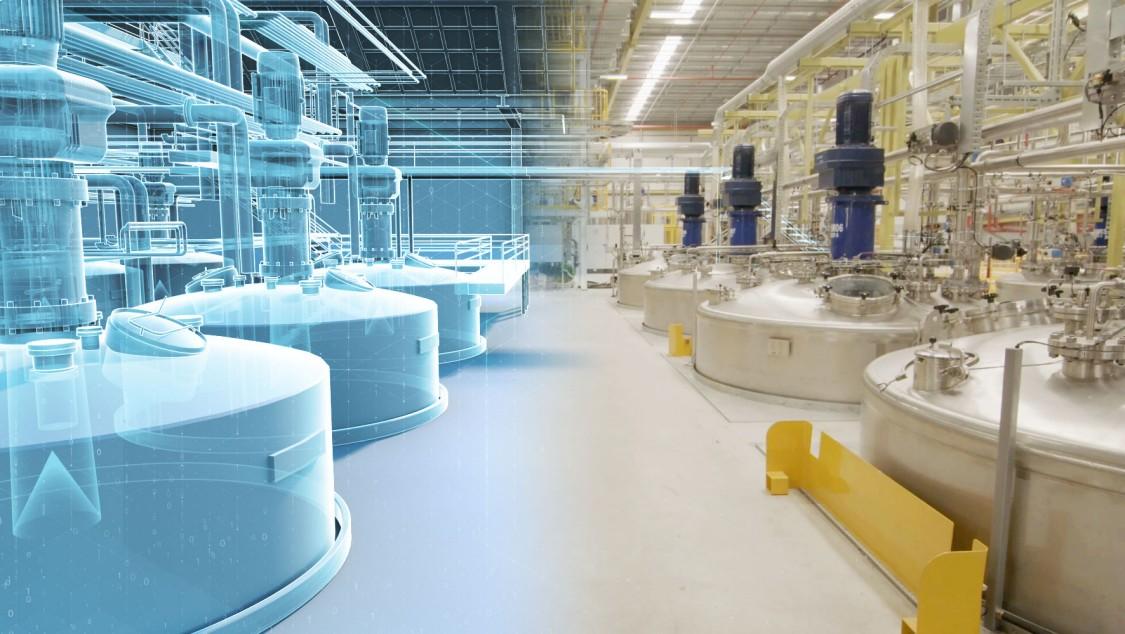 Digital Enterprise for prosessindustrien