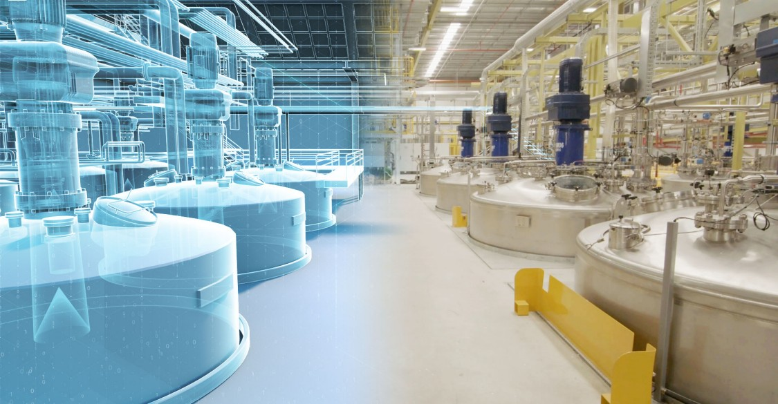 Digital Enterprise for process industries – Create real products faster