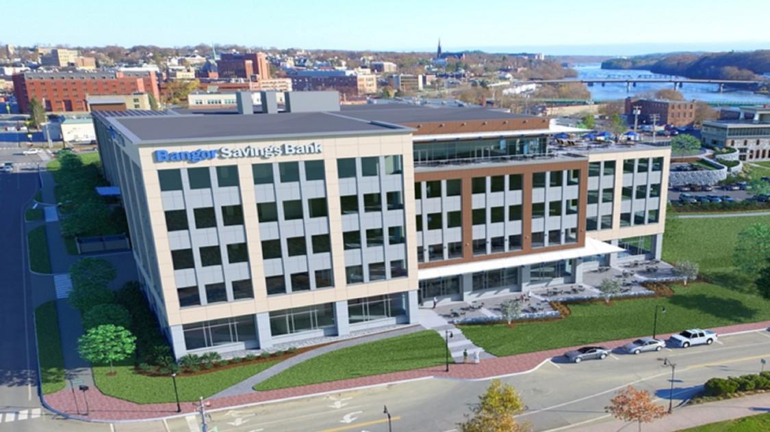 Picture of Bangor Savings Bank building