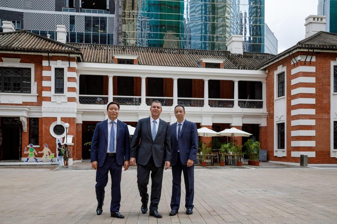 Graham Tier, Head of Property Facilities Management (Special Projects), The Hong Kong Jockey Club at Tai Kwun
