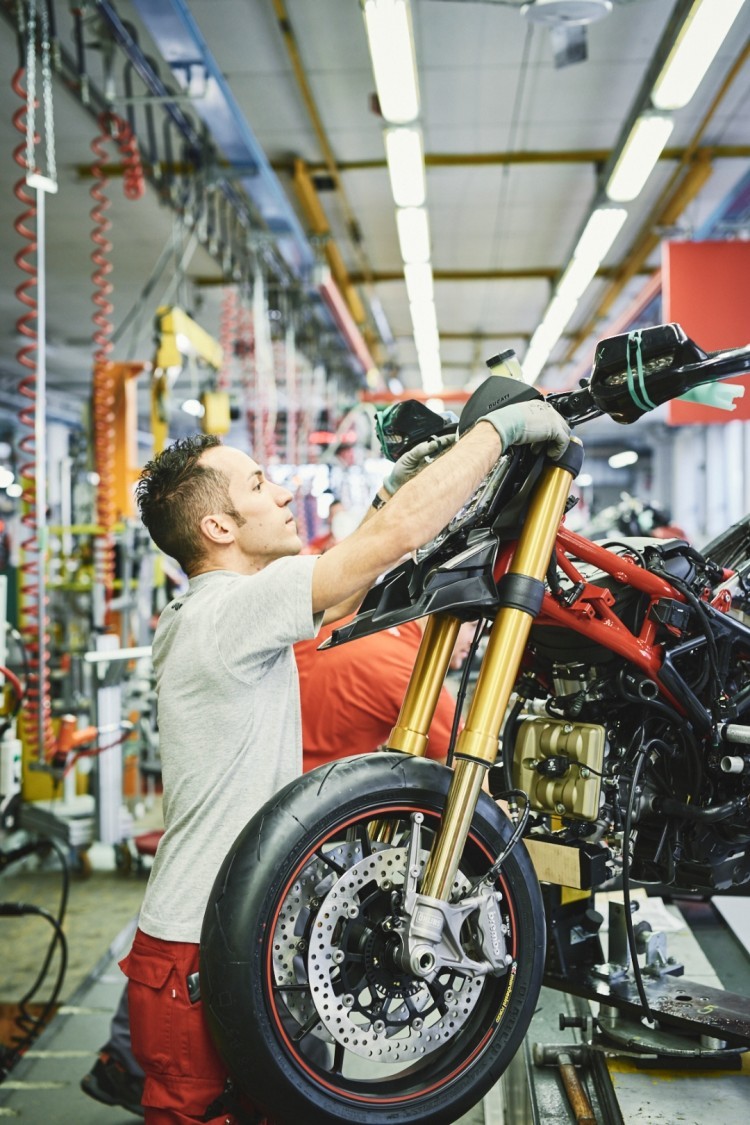 Digital lidenskap med Ducati