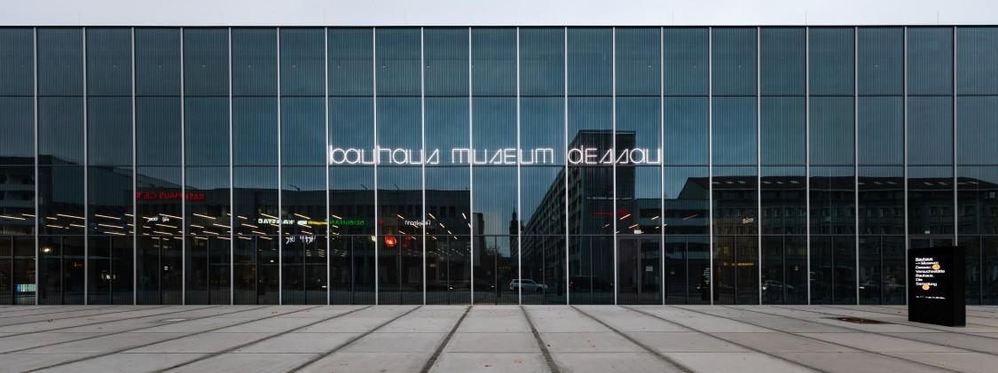 Bauhaus-Museum in Dessau