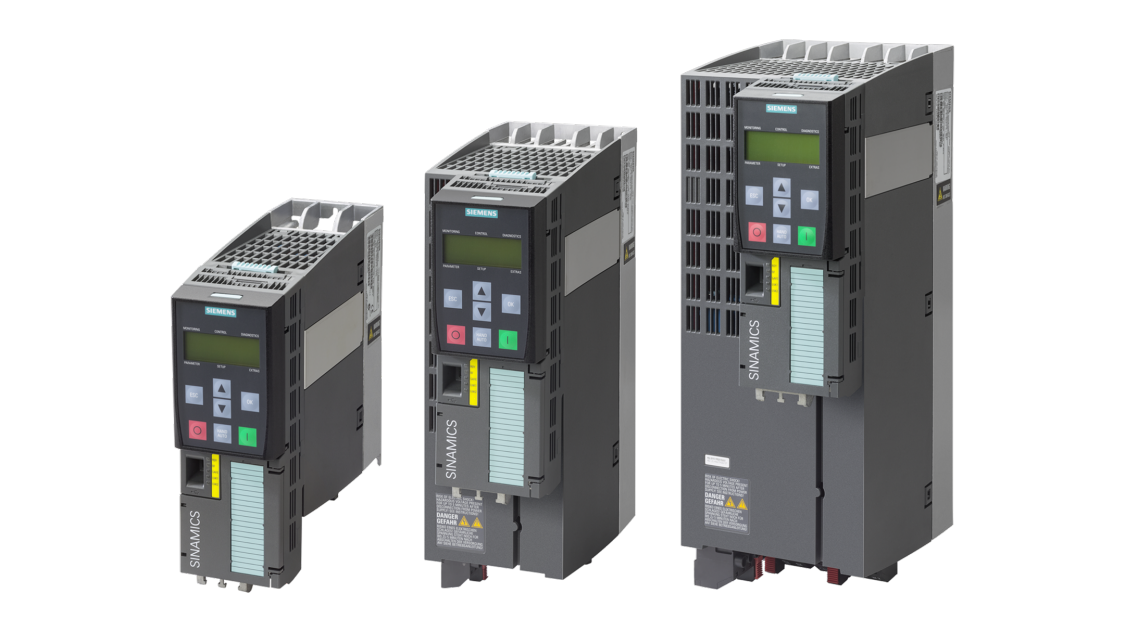 Produktbild Power Modules PM240P-2 Familie