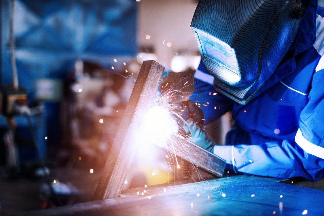 Meet the Makers: Welding Specialist shines bright at Siemens Mobility