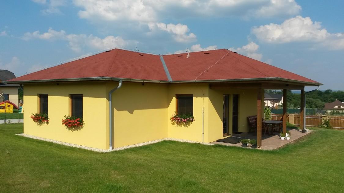 Řitka, Střední Čechy, rodinný dům