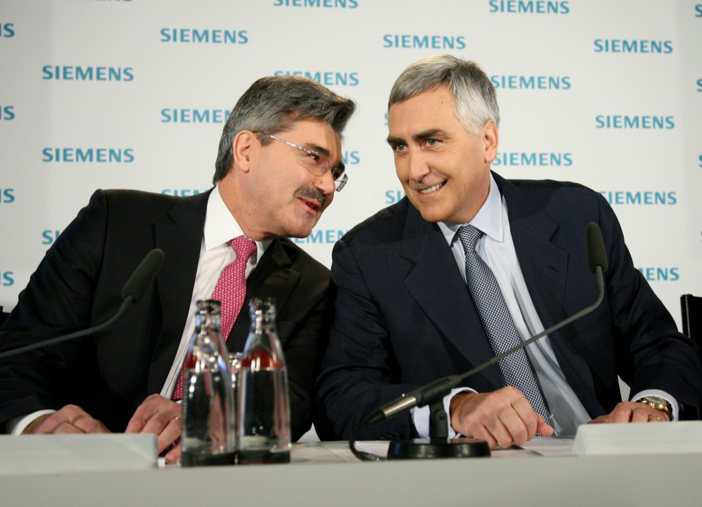 Pressekonferenz: Geschaeftszahlen erstes Quartal 2011 - Siemens startet mit starkem Wachstum und Rekordergebnis in das Geschaeftsjahr 2011
