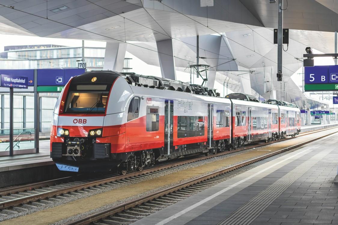 21 új Siemens Desiro ML motorvonat az ÖBB számára
